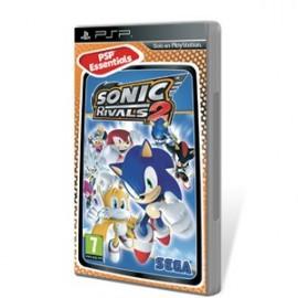 Psp Sonic Rivals 2