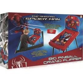 Pinball Spiderman Con Patas