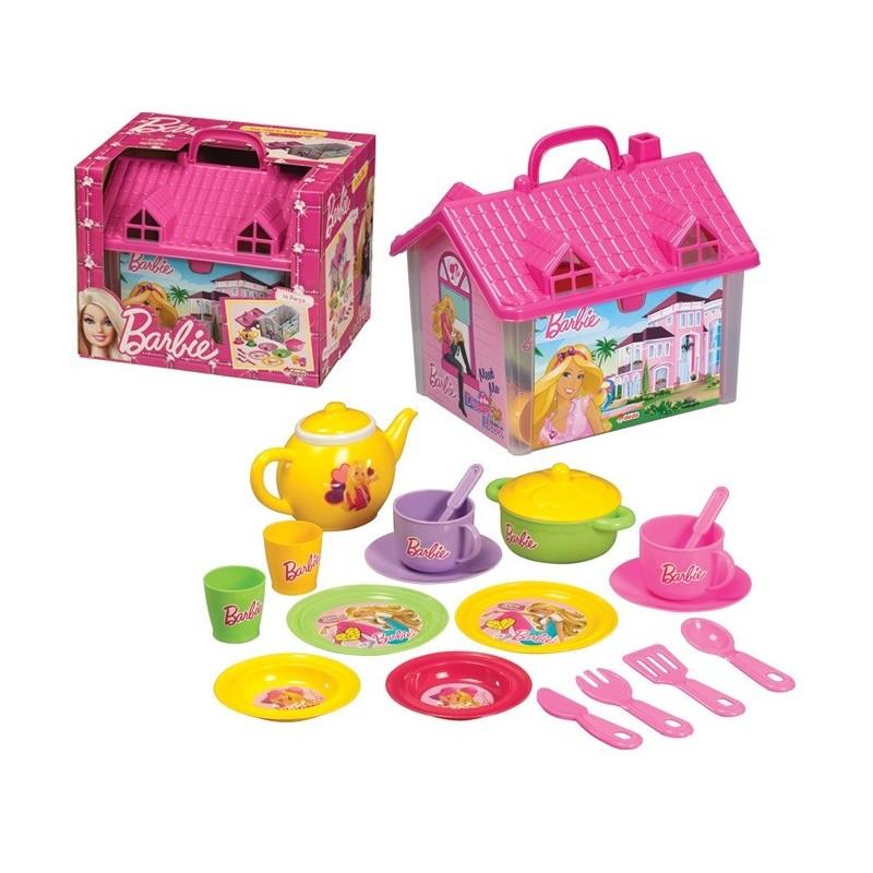 Casa con accesorios de cocina barbie juguetes pedrosa - Accesorios para casa ...