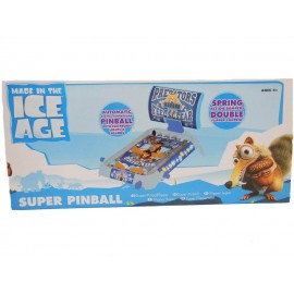 Pinball Ice Age