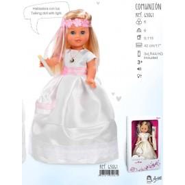 Muñeca Comunin Elegance 65061