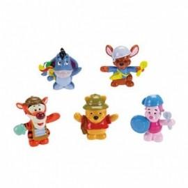 Figuras Pooh y sus Amigos