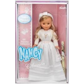Nancy Comunión 2014 Rubia