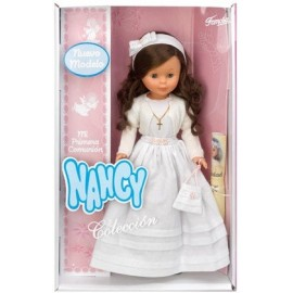 Nancy Comunión 2014 Morena