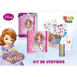 Kit de Vestidos Princesa Sofia