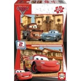 Puzzle 20x2 Cars