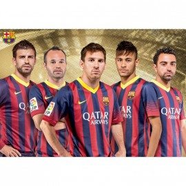Puzzle 1000 F.C. Barcelona