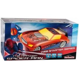 Coche R/C Spiderman Web Starter