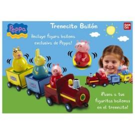 Trenecito Bailon Peppa Pig