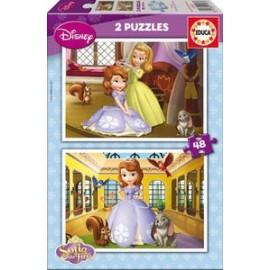 Puzzle 48x2 Sofia