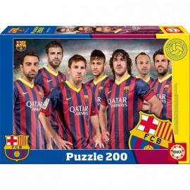 Puzzle 200 F.C. Barcelona