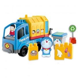 Camion de Reciclaje Doraemon