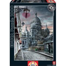 Puzzle 1000 Montmartre