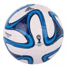 Balon Adidas Brazuka Azul