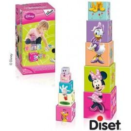 Cubos Apilables Disney