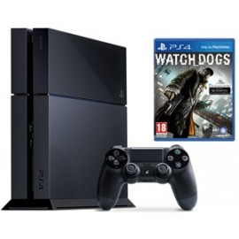 Playstation 4 500gb. + Watch Dogs