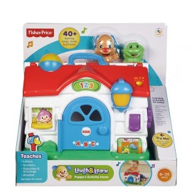 Casa Parlanchina Fisher Price