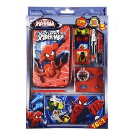 Kit Spiderman para Nintendo