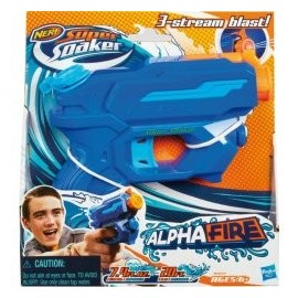 Super Soaker Alpha