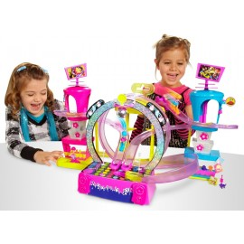 Polly Pocket Parque de Monopatines