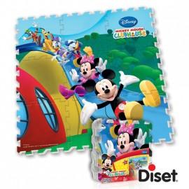 Puzzle de Foan Mickey
