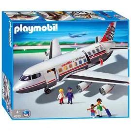 Avión Comercial