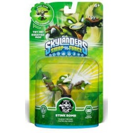 Skylanders Stink Bomb Swap Force