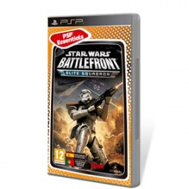 Psp Star Wars Battlefront Elite Squadron
