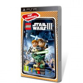 Psp Lego Star Wars III: Clone Wars