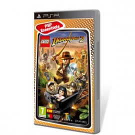 Psp Lego Indiana Jones 2