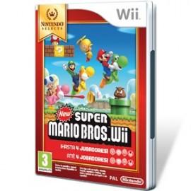 Wii Super Mario Bros New (Select)
