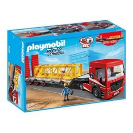 Camion de Mercancia Pesada Playmobil