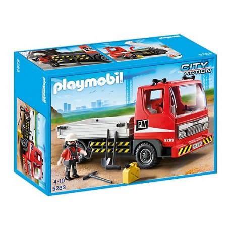 Camion de Construccion Playmobil