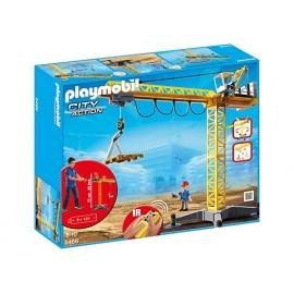 Grua R/C Playmobil