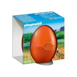 Huevo Nativa Americana Playmobil