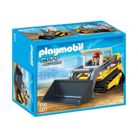 Excabadora Mini Playmobil
