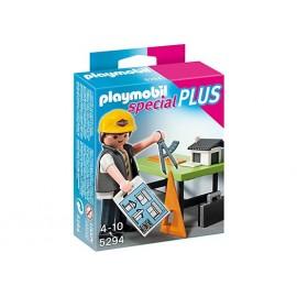 Arquitecto Playmobil