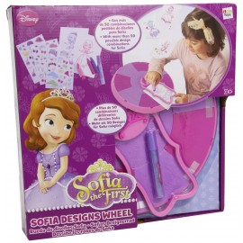 Rueda de Diseños Princesa Sofia