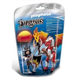 Dragon Fuego Playmobil