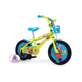 """Bicicleta 16"""" Scooby Doo"""