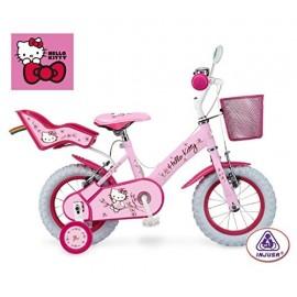 "Bicicleta 12"" Hello Kitty Romantic"