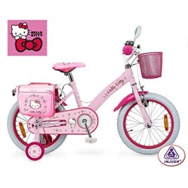 "Bicicleta 16"" Hello Kitty Romantic"