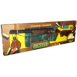 Escopeta de Caza + Chaleco
