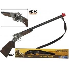Rifle Cowboy 8 Tiros