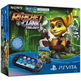 Ps Vita Wifi + Ratchet Clank Trilogy