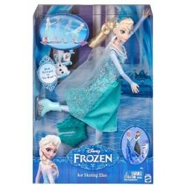 Frozen Elsa Patinadora
