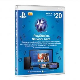 Tarjeta Playstation Store 20€