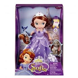 Princesa Sofia y Animalitos Parlanchines
