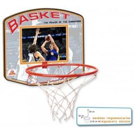 Canasta de Basket Gasol