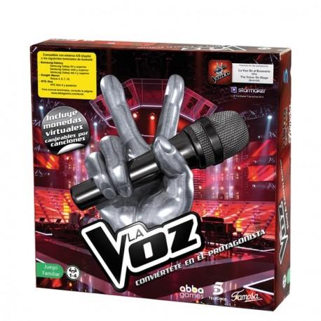 Juego Karaoke La Voz Telecinco